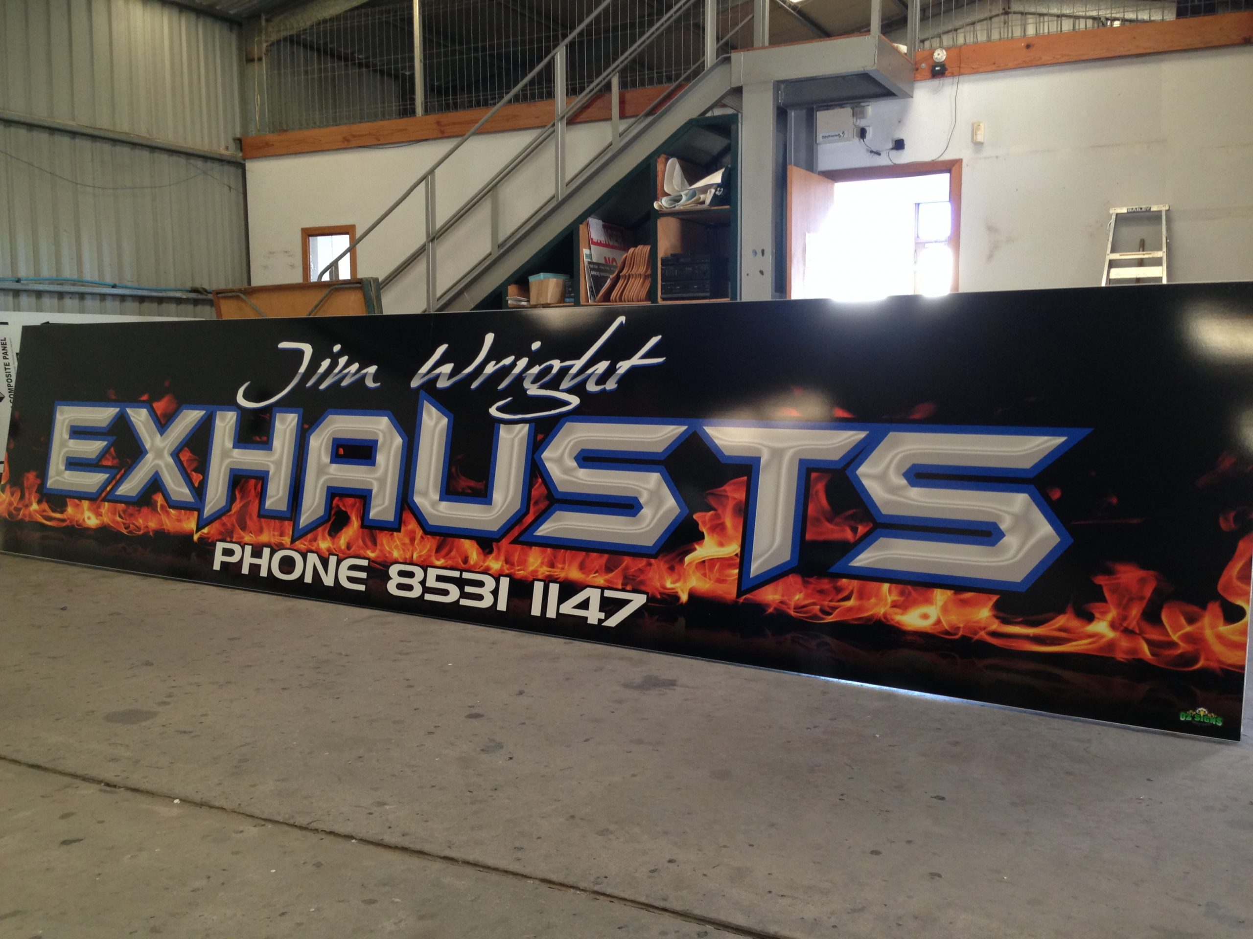Jim Wright Exhausts