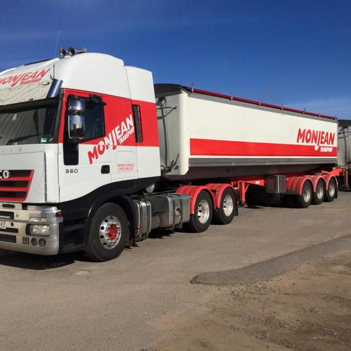 Monjean Truck