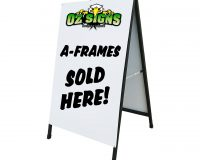 A-Frame-Sign-Metal-Face-600x900mm-Frame-Only